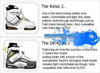 Deshi: Kelso 2 & Kicks 2